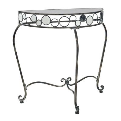 Reflections Console Table by Powell