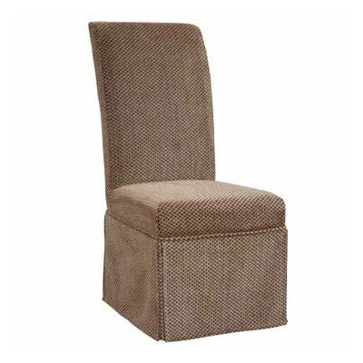 Classic Seating Dining Chair Skirted Slipcover by Powell