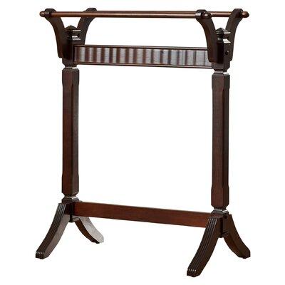 Powell Furniture Merlot Quilt Rack