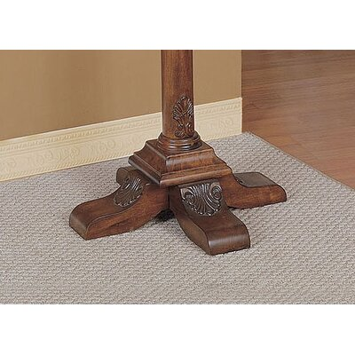 Powell Furniture Woodbury Mahogany Coat Rack