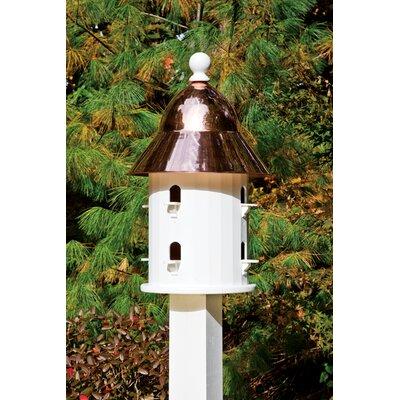 Good Directions Lazy Hill Farm Bell Birdhouse