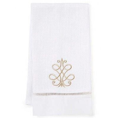 French Scroll Hand Towel by Jacaranda Living