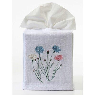 Wildflowers Tissue Box Cover by Jacaranda Living