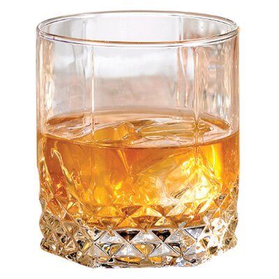 Style Setter Rock 11 Oz. Double Old Fashioned Glass