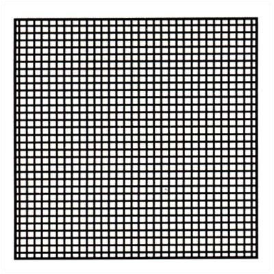 Marsh Magnetic Graphic/Grid Whiteboard, 4' x 8'