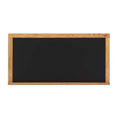 Marsh Deluxe Magnetic Wall Mounted Chalkboard