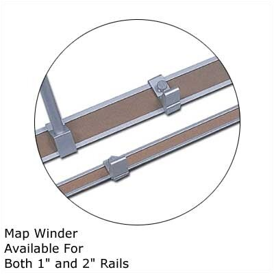 Marsh 10Map Rail Accessories - Map Winder