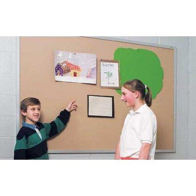 Marsh Peb-Tac Plus Wall Mounted Bulletin Board