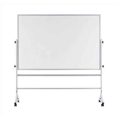 Marsh Remarkaboard Reversible Free-Standing Whiteboard