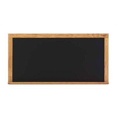 Marsh Deluxe Steel-Rite Magnetic Wall Mounted Chalkboard