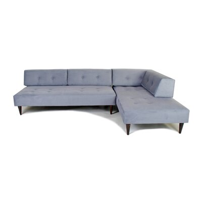 Hermosa Right Hand Facing Sectional by Huntington Industries
