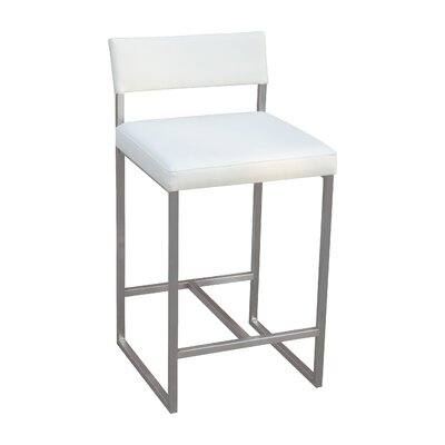 Gus Modern Graph 24 Quot Bar Stool With Cushion Amp Reviews