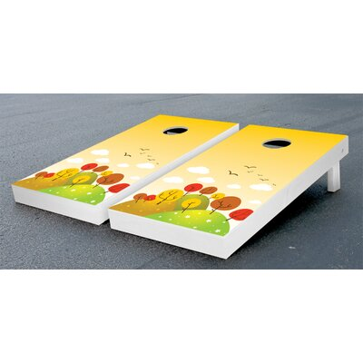 The Hills Cornhole Bean Bag Toss Game by Victory Tailgate