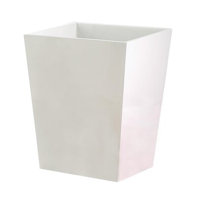 Nu steel elegant wastebasket reviews wayfair - Elegant wastebasket ...
