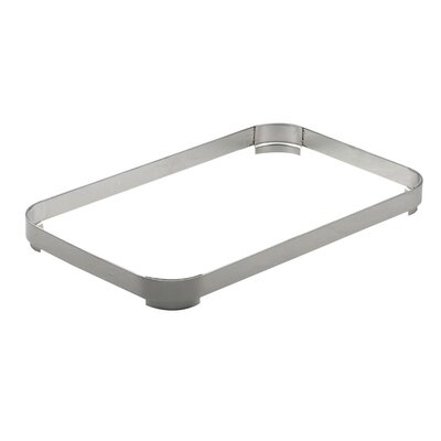 """Buffet Enhancements Chafing Dish Adapter Ring for 10"""" Food Pan"""