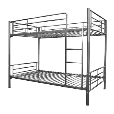 Twin Bunk Bed with Built-In Ladder II by Elite Products