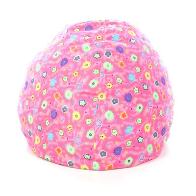 Junior Print and Plush Bean Bag Chair by Elite Products