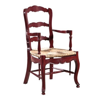 French Country Arm Chair by Furniture Classics LTD