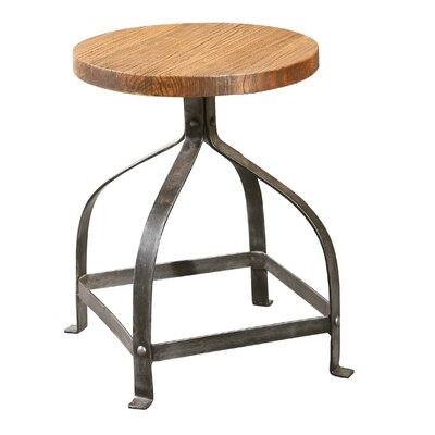Bleecker Recycled Stool by Furniture Classics LTD