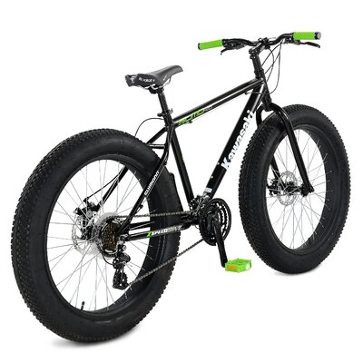 Men's Sumo Fat Tire Mountain Bike by Kawasaki