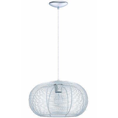 Hanu 1 Light Pendant by EGLO