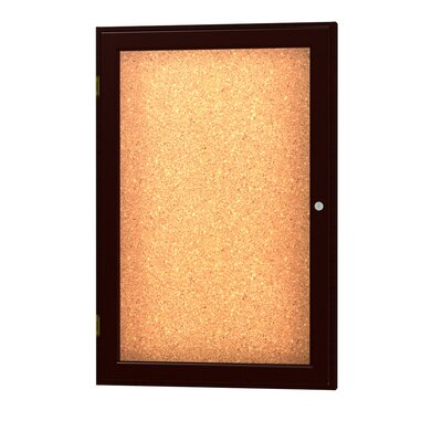 Waddell Messenger 77 Series Wall Mounted Bulletin Board