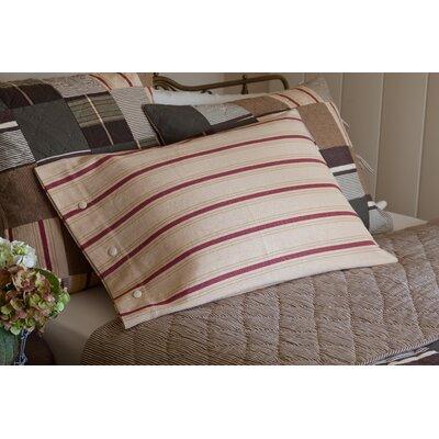 Taylor Linens Homespun Standard Pillowcase