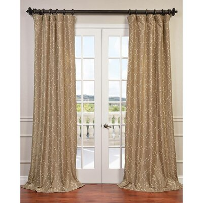 Algeirs Single Curtain Panel Product Photo