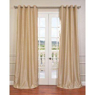 Vintage Dupioni Single Curtain Panel Product Photo