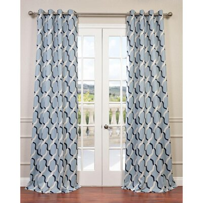 Voyager Single Curtain Panel Product Photo