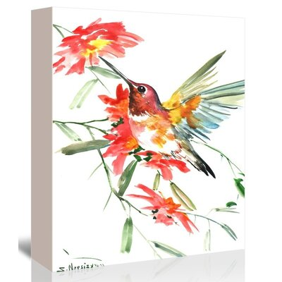 MloogNkaujKhoSiab - Page 4 Hummingbird-with-Red-Flowers-Painting-Print-on-Gallery-Wrapped-Canvas-A108P108C