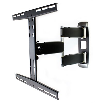 "ProMounts Ultra Slim Medium Articulating/Tilt/Swivel Wall Mount for 26"" - 47"" Flat Panel Screens"