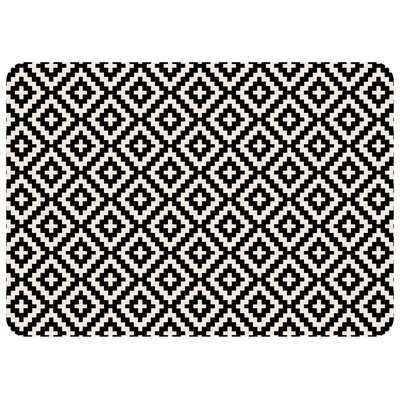Premium Comfort Byzantine Diamonds Mat by Bungalow Flooring