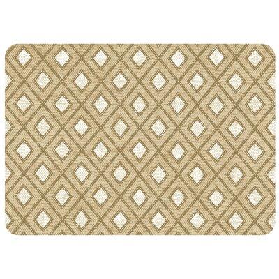 Premium Comfort Quad Diamond Mat by Bungalow Flooring