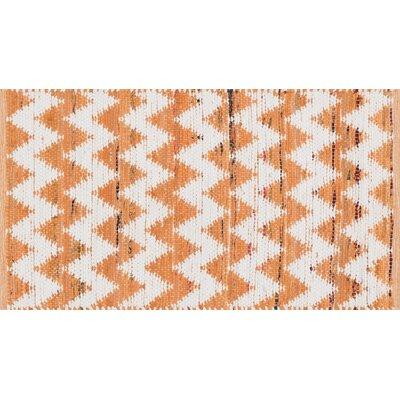 Vivian Light / Orange Rug by Loloi Rugs