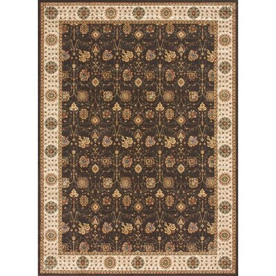 Stanley Expresso / Beige Rug by Loloi Rugs