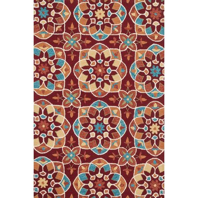 Francesca Red/Spice Rug by Loloi Rugs