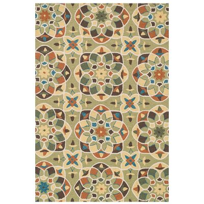 Francesca Green/Spice Rug by Loloi Rugs