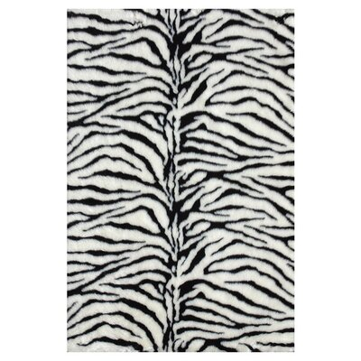 Danso Zebra Rug by Loloi Rugs