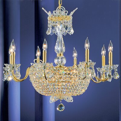 Classic Lighting Crown Jewels 24 Light Chandelier