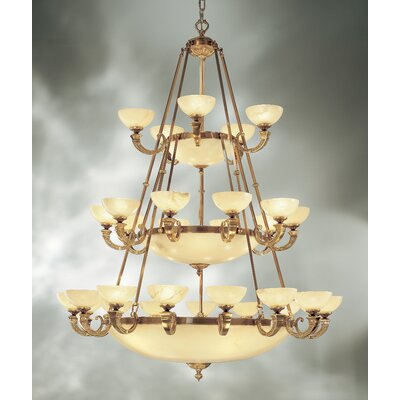 Mallorca Chandelier by Classic Lighting