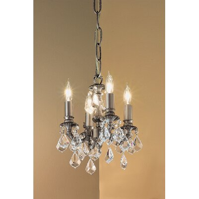 Majestic 4 Light Mini-Chandelier Product Photo