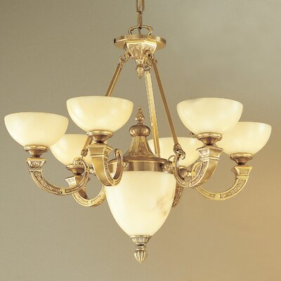 Classic Lighting Mallorca 7 Light Chandelier