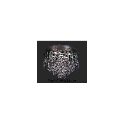 Andromeda 5 Light Semi-Flush Mount by Classic Lighting