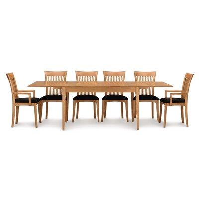 Copeland Furniture Sarah 7 Piece Dining Set
