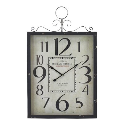 Bonham Wall Clock by Aspire