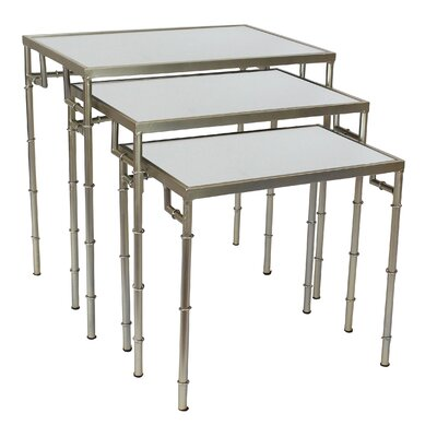 Ariana 3 Piece Nesting Tables by Aspire