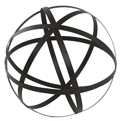 Safi Orb Sculpture by Aspire