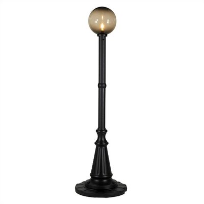 "Patio Living Concepts Milano 1 Light 82"" Outdoor Post Lantern Set"