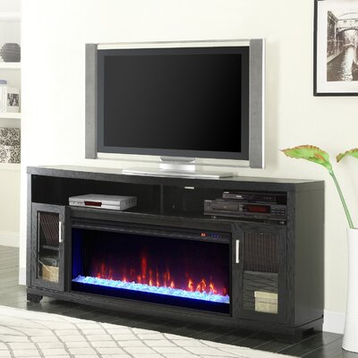 Greenway Muskoka Tv Stand With Electric Fireplace Reviews Wayfair